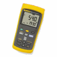 FLUKE 54-2 Dual Input Themometer with Recording