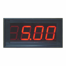 LED Digital Panel Meter - 5V Common Ground