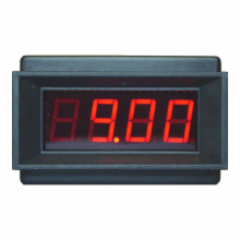 LED Digital Panel Meter - 9V Independent Ground