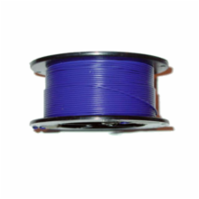 22AWG 100' SOLID VIOLET WIRE