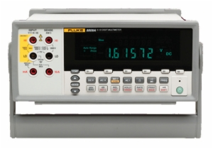 5.5 DIGIT BENCH MULTIMETER SW