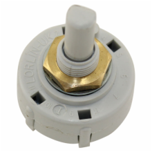 3 Pole 2-4 Position Hi-Rel Adjustable Rotary Switch