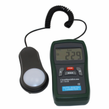 Intelligent Digital Light Meter
