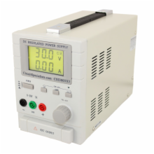 0-30VDC 0-3A / 5VDC 1A Dual Output Bench Power Supply