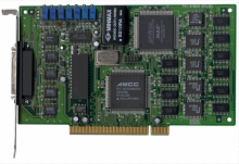 16-CH 16-Bit 100 kS/s High-Resolution Analog Input Card