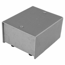 Aluminum Instrument Enclosure - 3.8