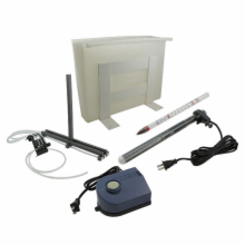 Deluxe Etching Kit w 7 Liter Tank & Digital Thermometer