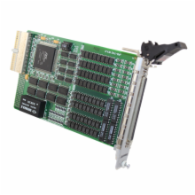 32Ch Isolated DI & 32Ch Isolated DO Card - CPCI-7432