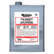Flux Remover for PC Boards - 1 gal. Liquid