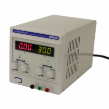 0-30VDC 0-5A Bench Power Supply
