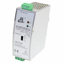 24 Volt 5.0 Amp DIN Rail  Power Supply