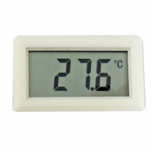 LCD Digital Temperature Display - Celsius