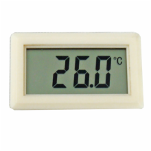 Extended-Range Digital Temperature Display - Celsius