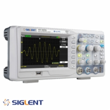 Siglent 200 MHz Digital Storage Oscilloscope
