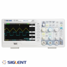 Siglent Digital Storage Oscilloscope - 50MHz, 2 Channels, 500MSa/s Real-Time