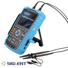 Siglent 200MHz Handheld Digital Stoarge Oscilloscope with DMM Functions