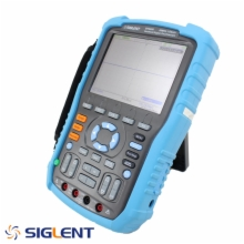 Siglent Handheld Scope Meter, 60MHz 1GSa/S Real Time Sampling, DMM Functions.