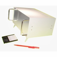 EM Series Multi-Box Steel Enclosure - 11.75