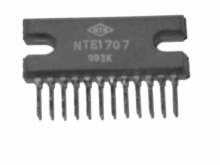IC-LINEAR DUAL AF PO FOR CAR (NTE1707)