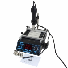 Preheater & Desoldering System with Hot-Air Gun