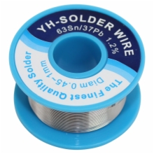 SMALL ROLL of 0.6MM DIAMETER SOLDER WIRE