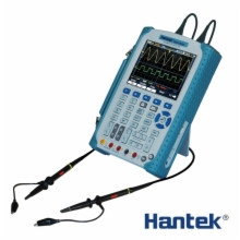 Hantek 200MHz High Isolation Handheld Oscilloscope with Digital Multimeter