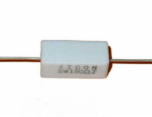 150 Ohm 5 Watt 10% Power Resistor