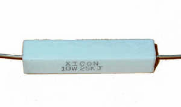 20k Ohm 10 Watt 5 Power Resistor