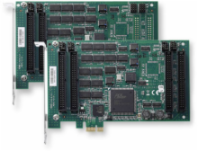 96 Bit Digital I/O Card with PCI Express Bus