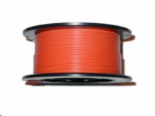 22AWG 100' SOLID ORANGE WIRE