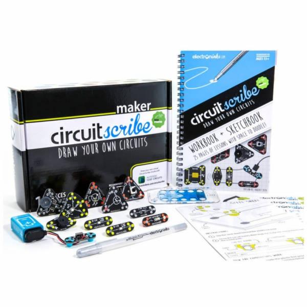 Circuit Scribe Makers Kit - Circuit Specialists