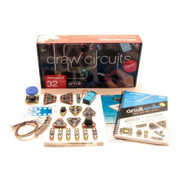 Circuit Scribe Ultimate Kit - Circuit Specialists