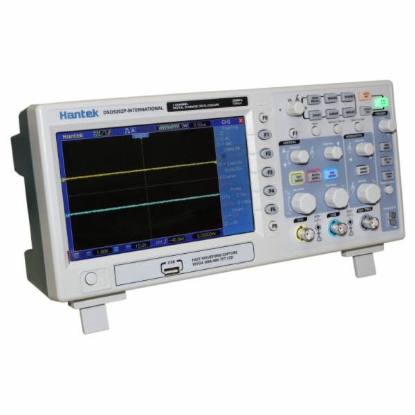 Digital Storage Oscilloscope : Hantek dso p mhz channel digital oscilloscope