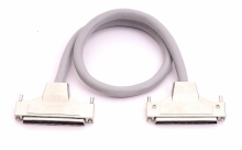 100-Pin High Density SCSI-II Cable