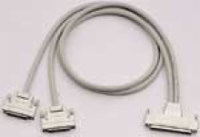 100-Pin to 2x50 SCSI-II Cable