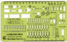 1:1 Scale Electronic Design Template