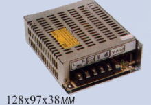 DISCONTINUED - 15V  4A Single Output Power Supply
