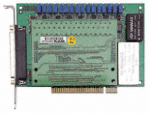 16Ch 16-Bit Voltage Output D/A Card