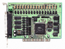 32 Channel Isolated Digital I/O Card