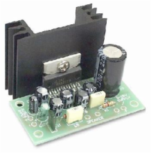 18W Audio Power Amplifier Kit