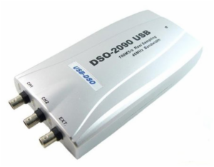 USB DSO 100MHZ (250MS/S SAMPLI