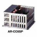 6 Slot Industrial Card Cage 230(W)x130(H)x197(D)
