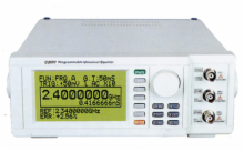 2.4GHz Programmable Universal Frequency Counter