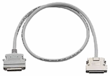 50-Pin High Density SCSI-II Cable