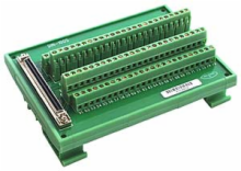 100 Pin SCSI-II Screw Terminal Block
