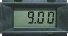 3-1/2D LCD Digital Panel Meter - PM-138