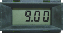 3-1/2D LCD Digital Panel Meter - PM-228