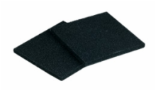 Replacement Activated Carbon Filter for (2 pack)
