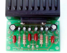 3W Stereo Amplifier Module Kit