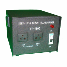 1500 Watt Step Up/Down Transformer